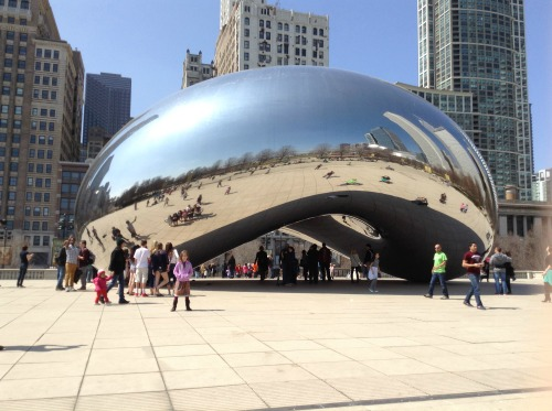 Family Friendly Road Trip to Chicago Chicago Millenium Park