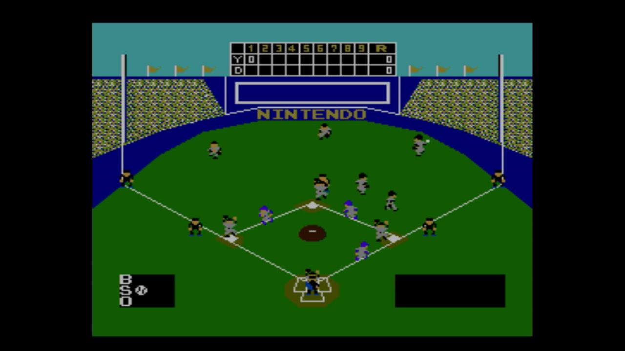 Baseball Screenshots Family Friendly Gaming