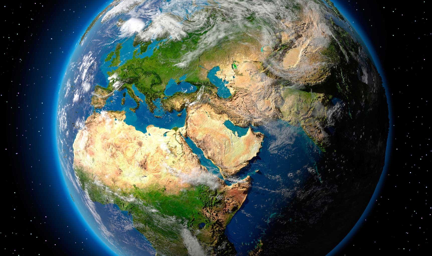 24 Earth Poems