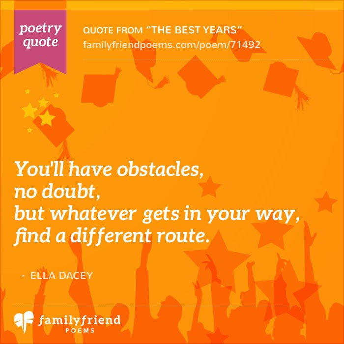 Shel Silverstein Graduation Quotes: Short Funny Poems About School Life