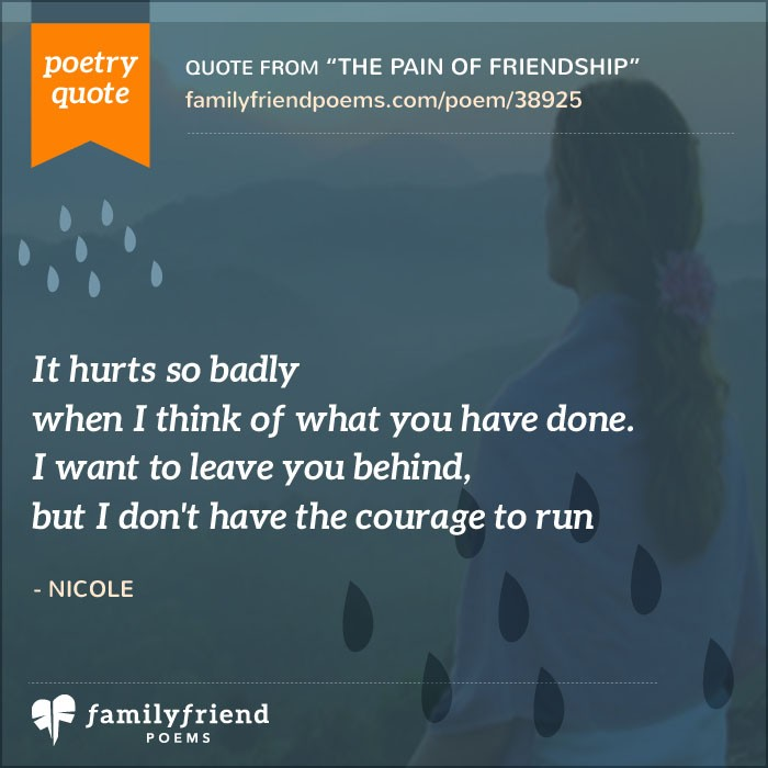 Emotional Friendship Quotes With Images: Emotional Poem For Friendship In Hindi