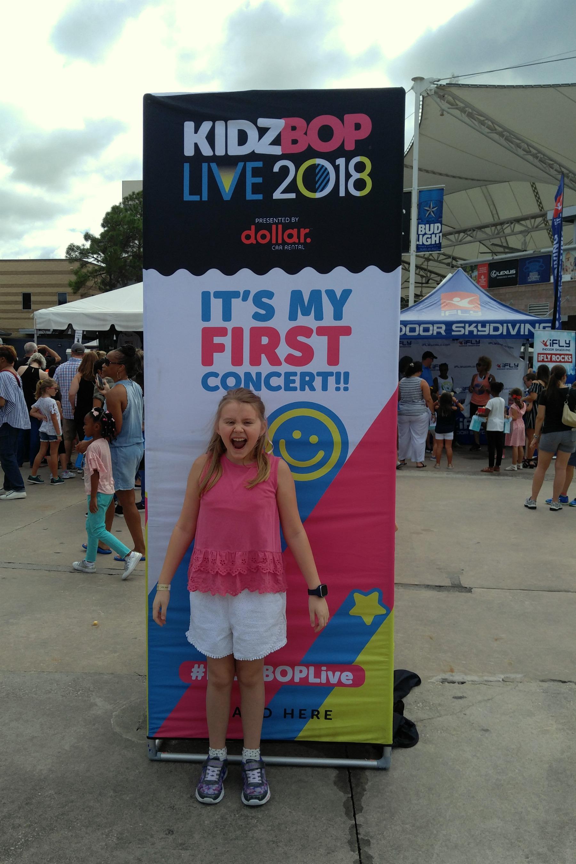 kidz bop live concert experience