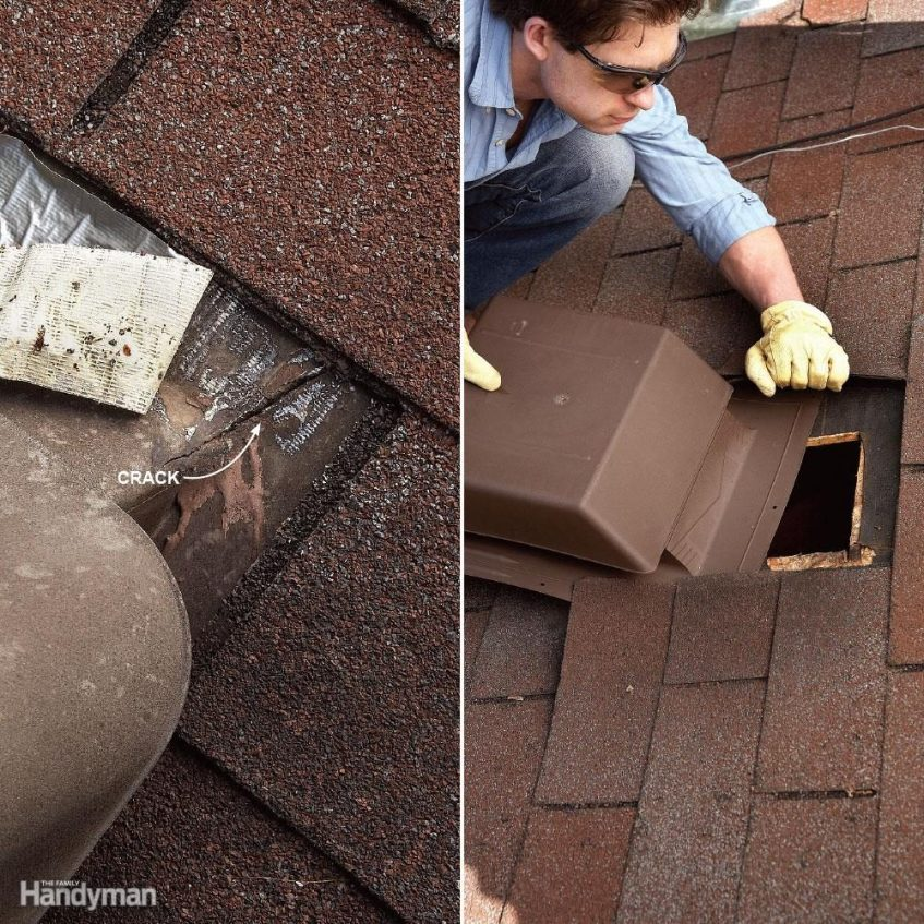 Fix Roof Vents