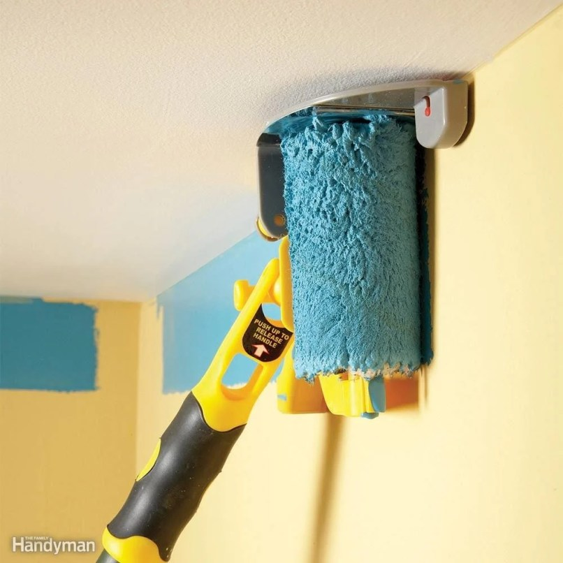 How To Cut Paint Into A Ceiling Nakedsnakepress Com