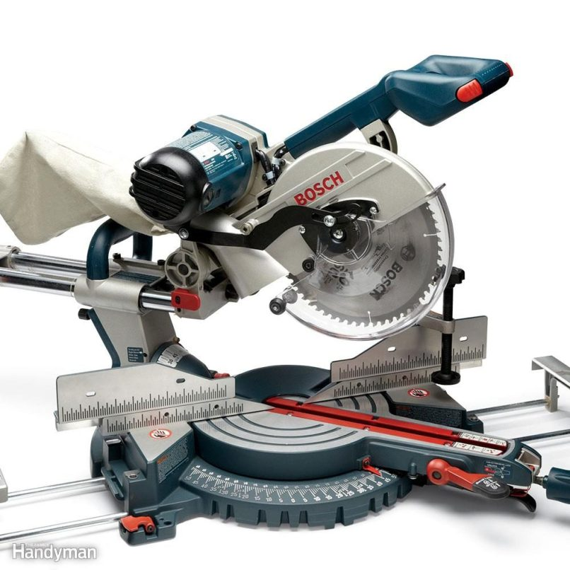 Sliding Miter Saws Finding The Best