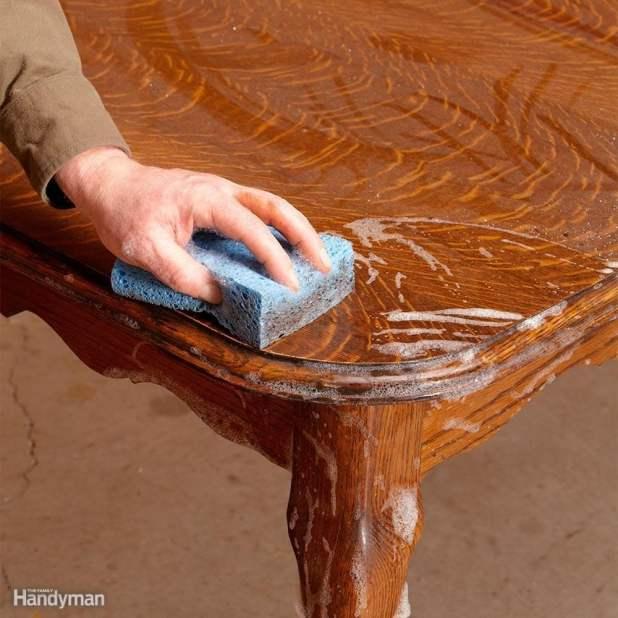 Furniture Refinishing How To Refinish