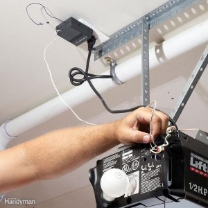 Do Your Own Garage Door Opener Repair and Troubleshooting | The Family Handyman