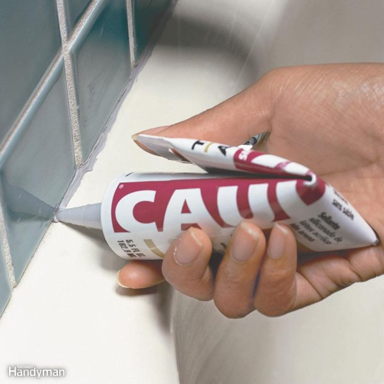 Squeeze-Tube Caulk is Trouble