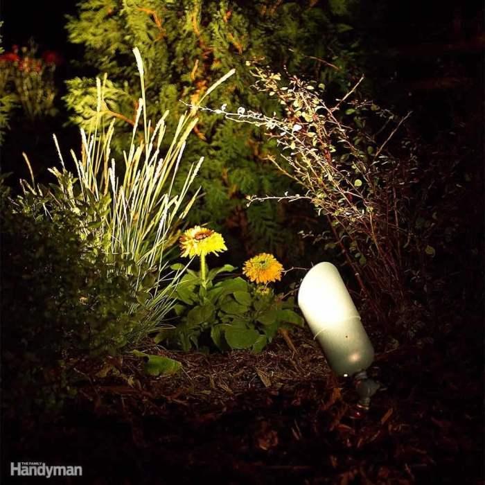 diy outdoor lighting tips for beginners