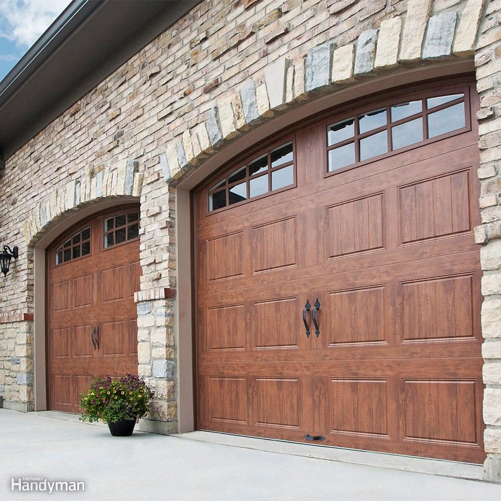 10 Things to Know Before Buying a Garage Door   The Family Handyman Think Twice About Installing Your Own Door