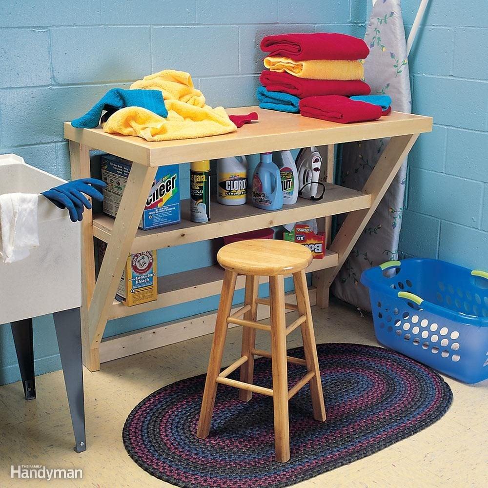 A Laundry Workbench