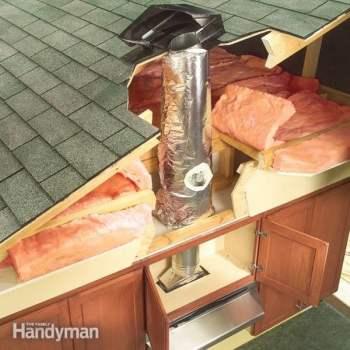 new kitchen venting diy family handyman