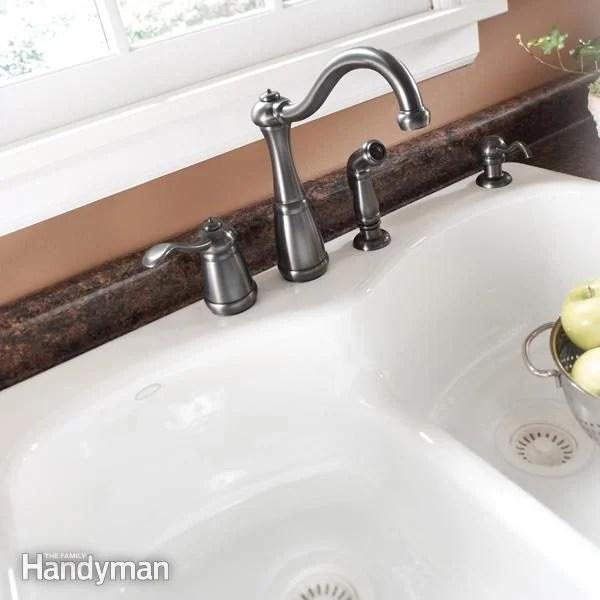 https www familyhandyman com project replace a sink