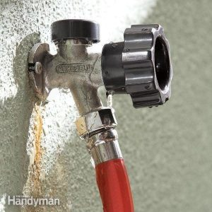 Fix a Leaking FrostProof Faucet | The Family Handyman