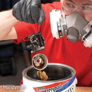 How to Repair Small Engines: Cleaning the Carburetor | Family Handyman