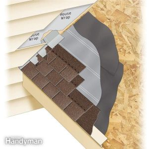 Roofing: How to Install Step Flashing | The Family Handyman