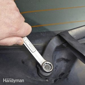 How to Replace Windshield Wiper Arm | The Family Handyman
