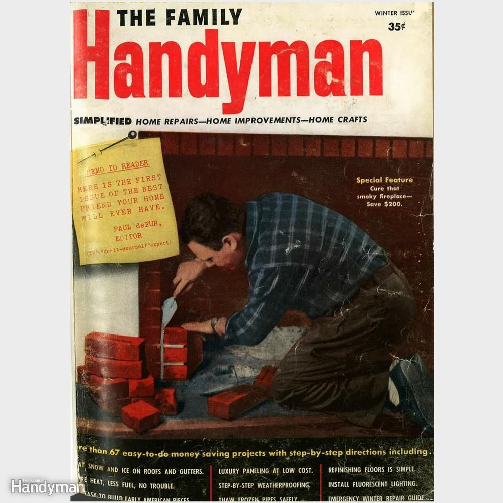 13 Throwback Magazine Covers From The Family Handyman Archives The Family Handyman
