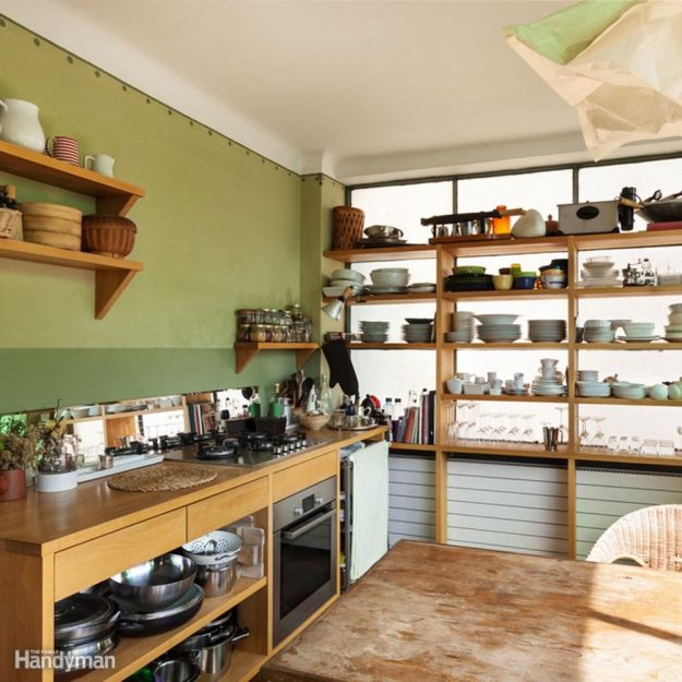 27 incredible kitchen storage tips and tricks | family handyman