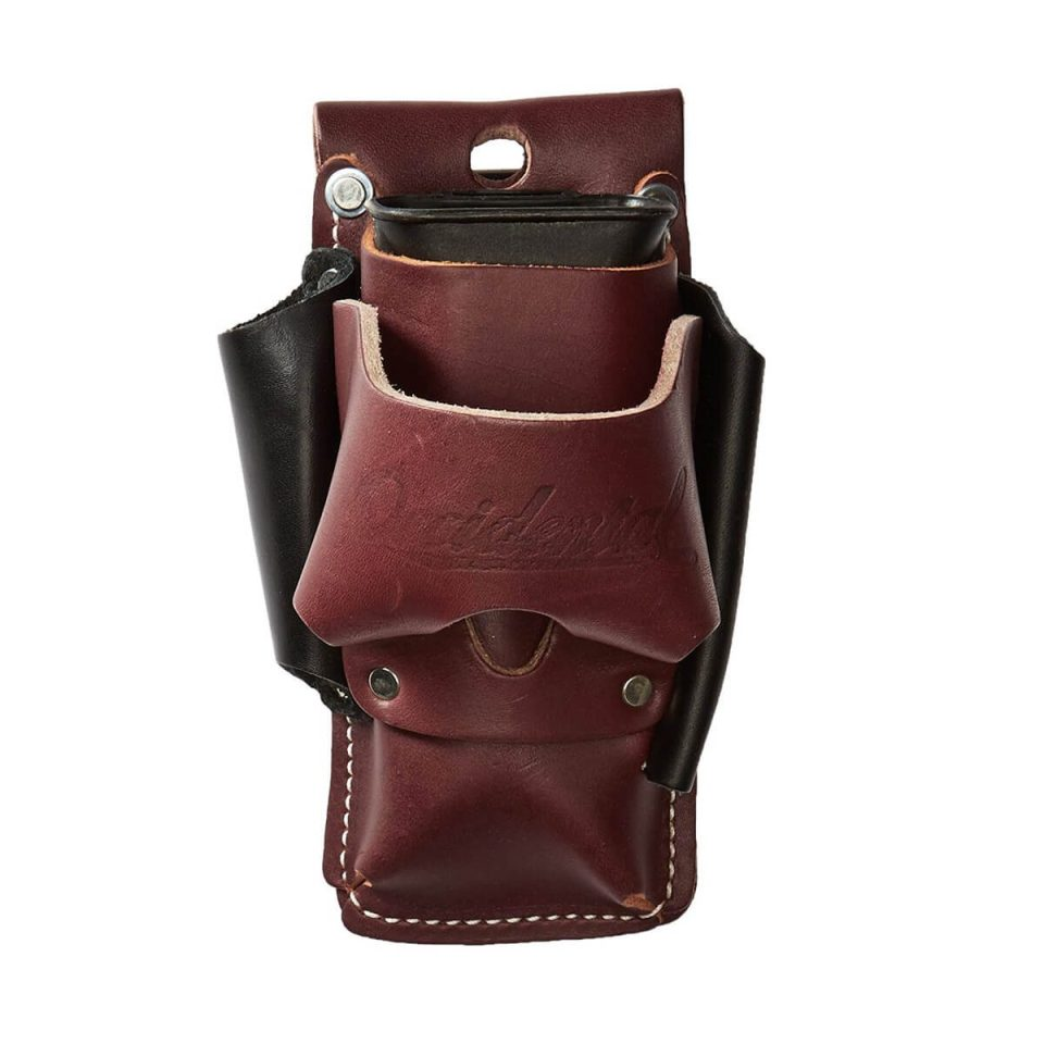 Occidental Leather Clip-On 4-in-1 Tool Holder