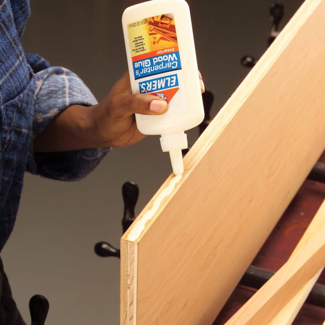 How Plywood is Composed