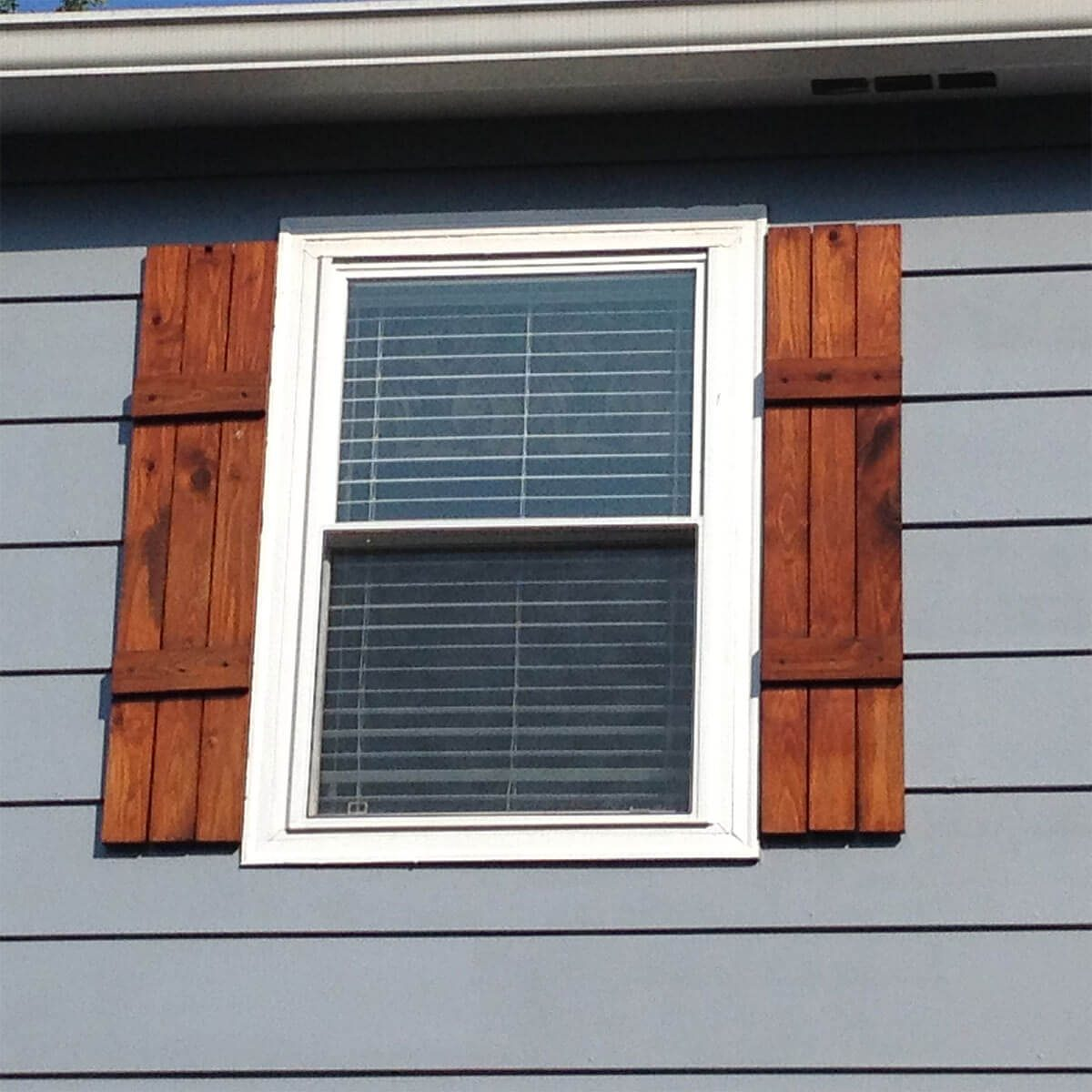 Reader Project Diy Shutters From The Family Handyman