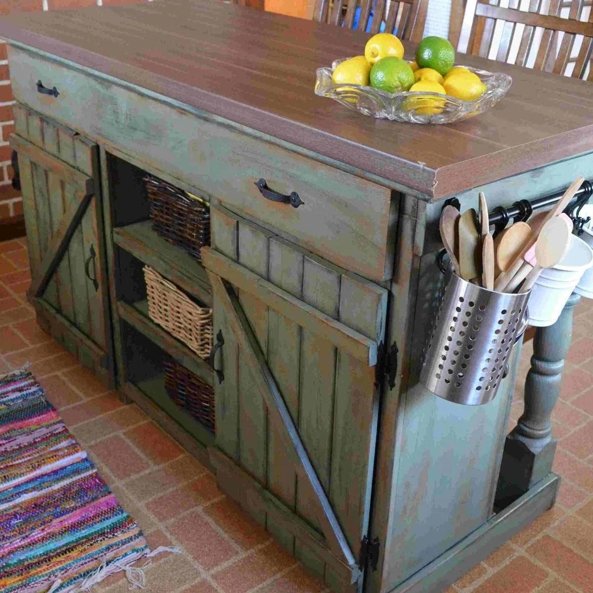 The 12 Best Diy Kitchen Islands The Family Handyman