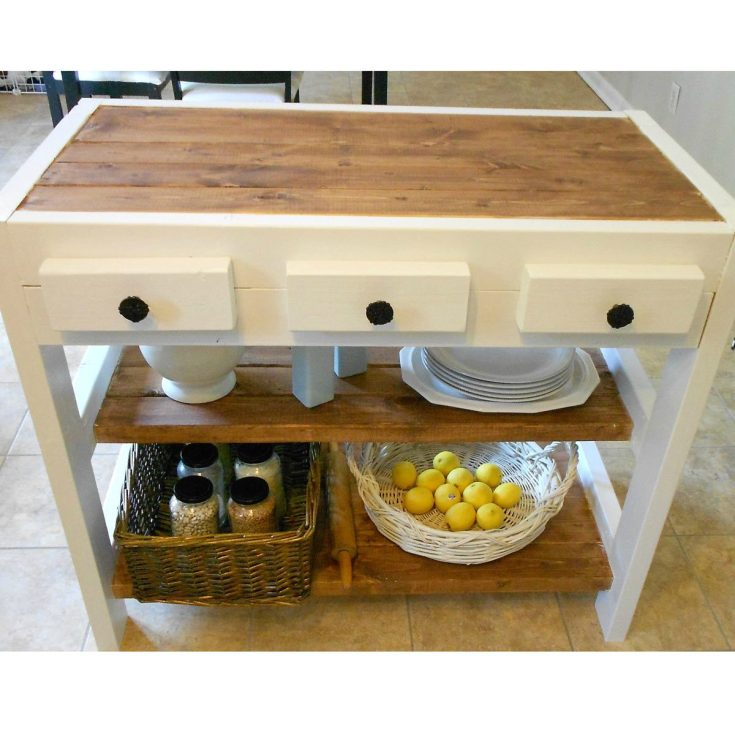 the 12 best diy kitchen islands — the family handyman