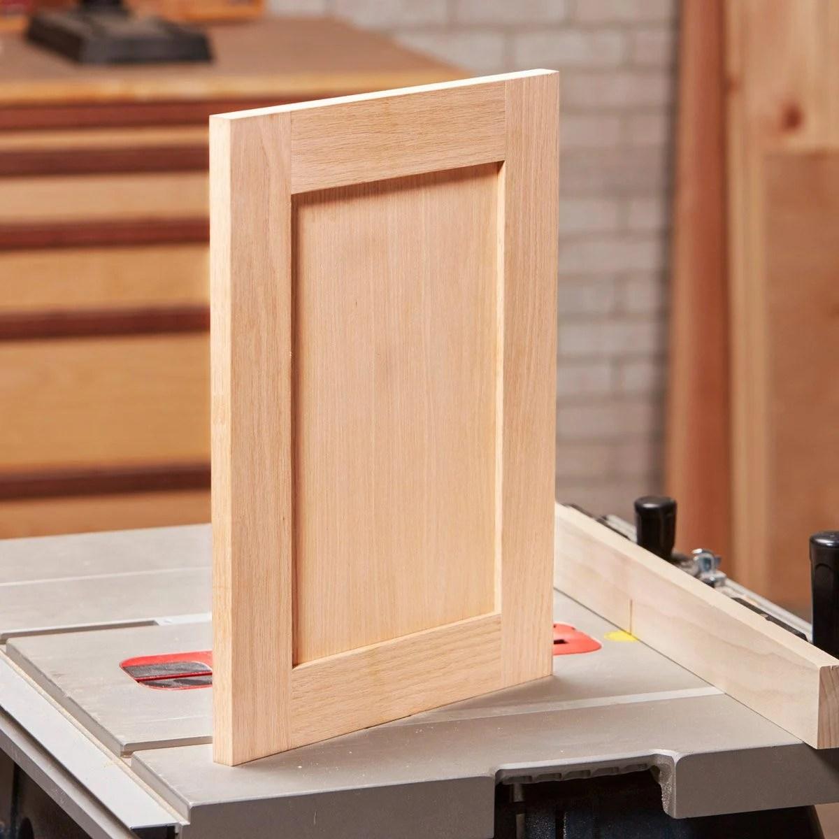 Diy Cabinet Doors How To Build And Install Cabinet Doors