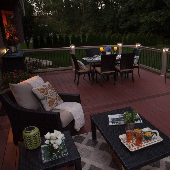 12 ideas for lighting up your deck