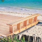 Simple Deck With Built In Bench Diy Family Handyman