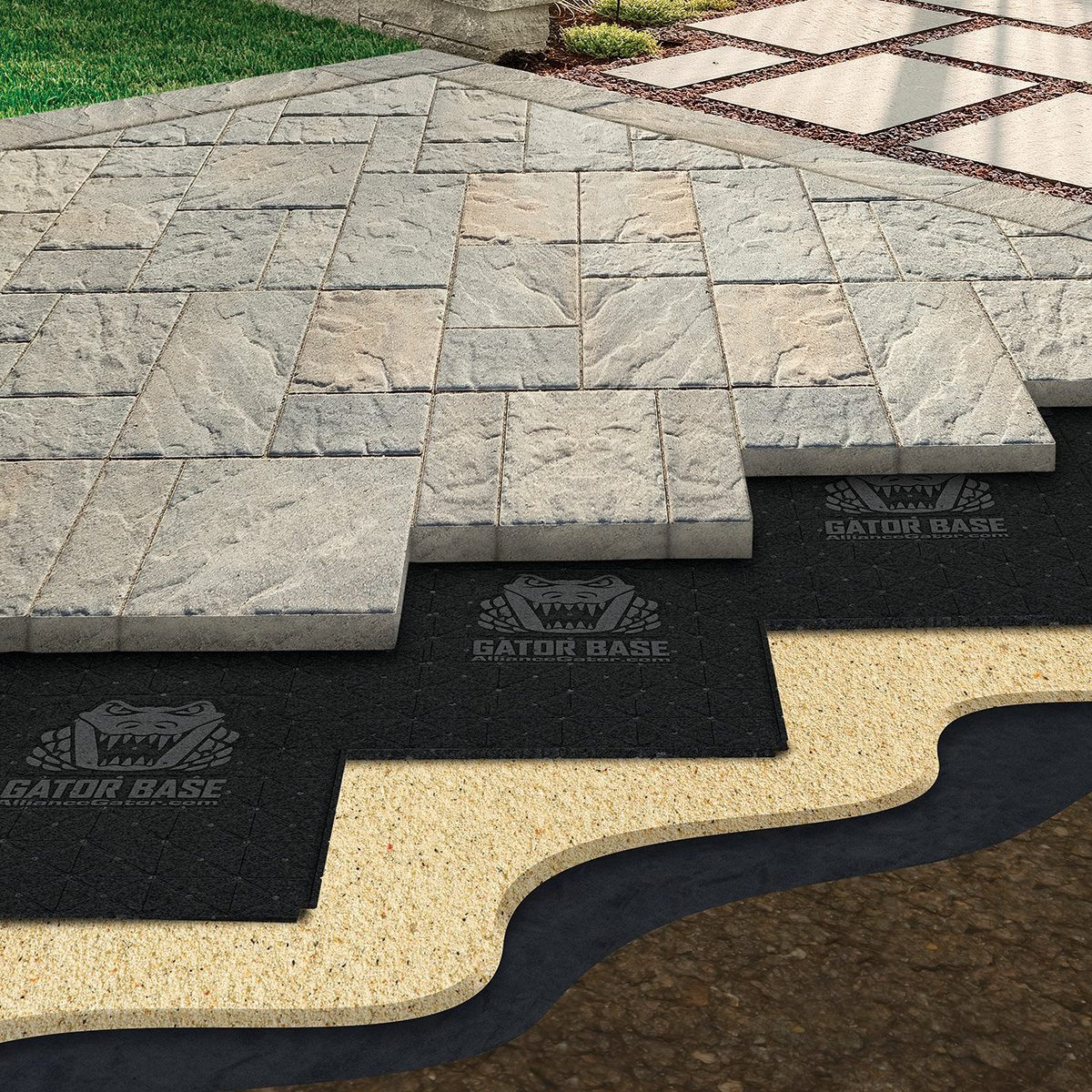 paver patios that will save you time
