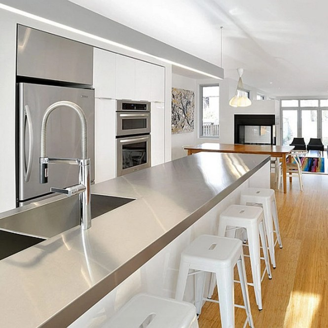 10 Kitchen Countertop Ideas People Are
