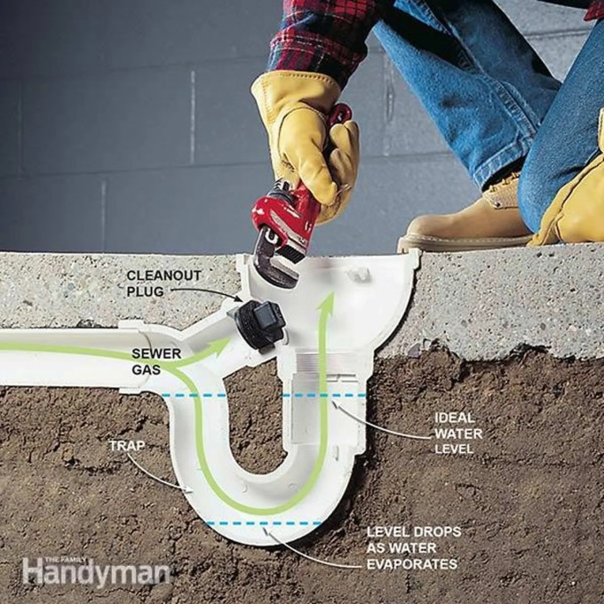 how to eliminate basement odor and