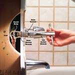 How To Fix A Leaking Bathtub Faucet Diy Family Handyman