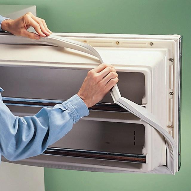 How to Replace A Refrigerator Door Gasket (DIY)  Family Handyman