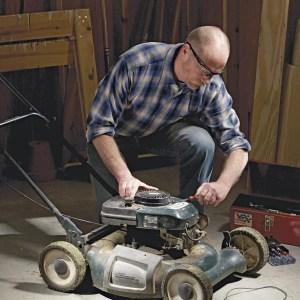 Lawn Mower Repair: Broken Cord | Family Handyman