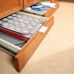 How To Build Under Cabinet Drawers Increase Kitchen
