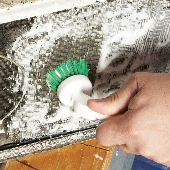 How to Clean a Room Air Conditioner — The Family Handyman
