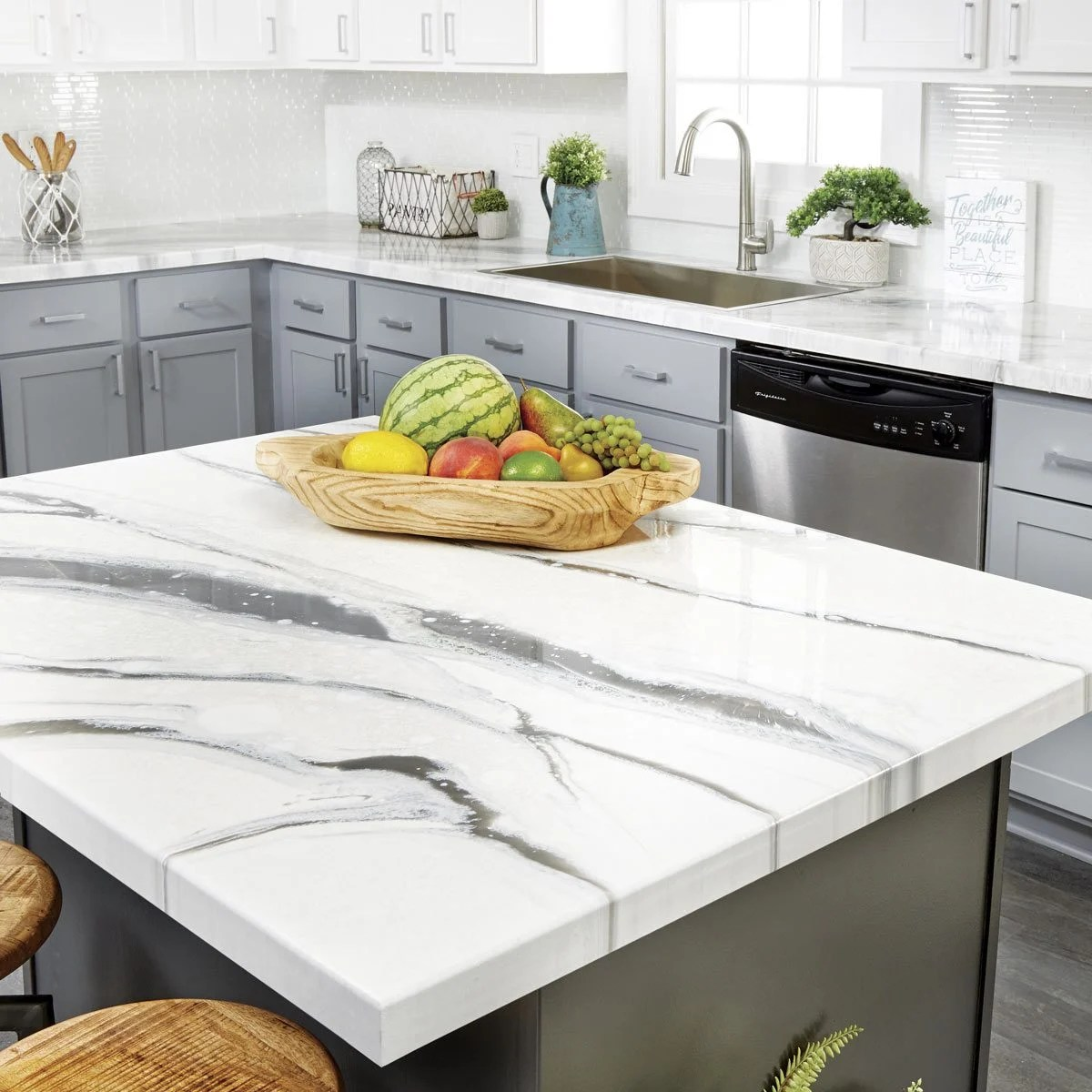diy epoxy countertops how to pour an