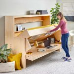 How To Build A Murphy Bed That Easily Transforms Into A Desk Diy Family Handyman