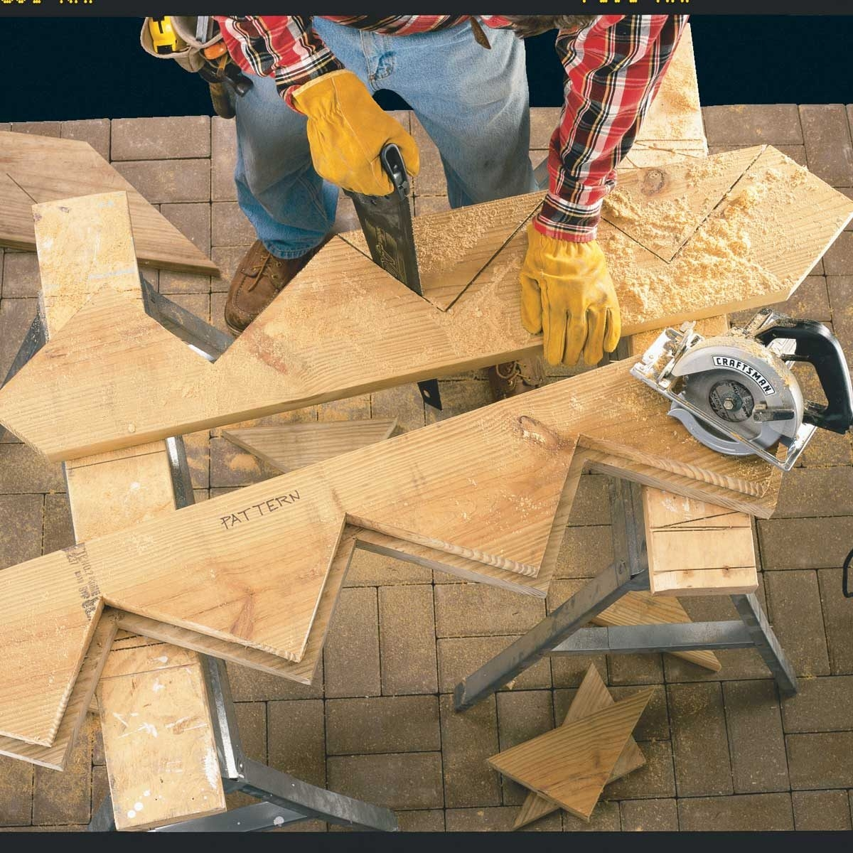 How To Build Deck Stairs The Family Handyman | Building Deck Steps With Stringers | Landing | Stair Treads | Deck Railings | Outdoor | Pressure Treated
