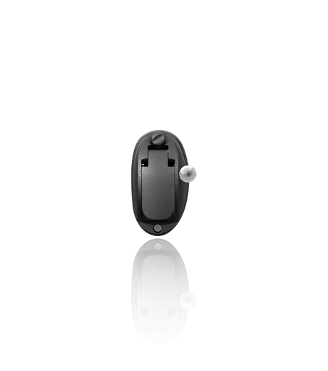 AGXO Invisible-in-canal style hearing aid