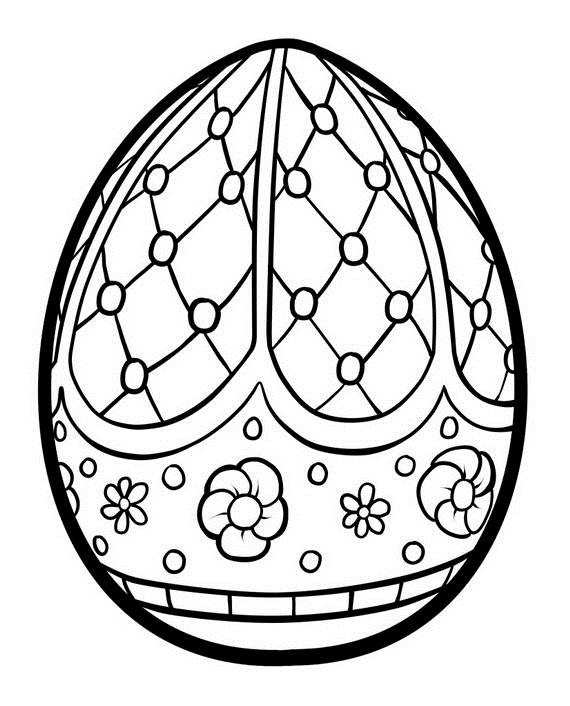 easter coloring pages free # 20