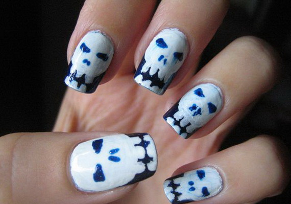 Día De Los Muertos Nail Art See Creative Designs And 5 Must Have S To Recreate Looks