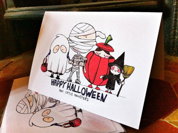 IDEAS FOR MAKING ELEGANT HOMEMADE HALLOWEEN CARDS Family