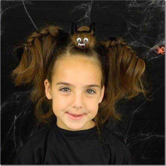 Top 50 Crazy Hairstyles Ideas For Kids Family Holiday