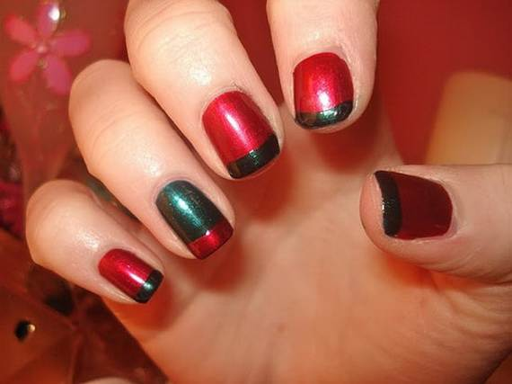 Best Easy Simple Christmas Nail Art Designs Ideas 03