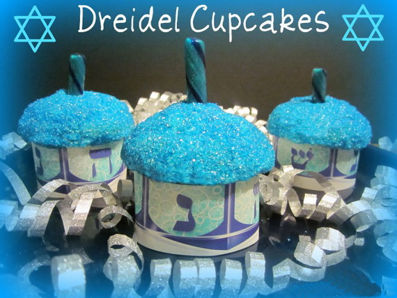 Hanukkah And Jewish Edible Cupcake Decorating Ideas Family Guide To Family