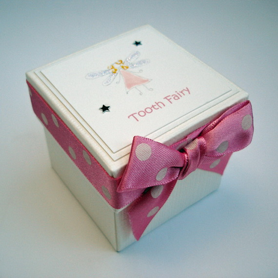 Tooth Fairy Box Ideas Amp Special Gift Family